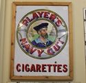 Enamel Tobacco Signs