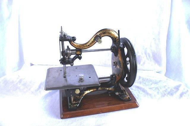 Antique franklin agenoria sewing machine xxxx antique complex arriving soon antique franklin agenoria sewing machine sciox Gallery